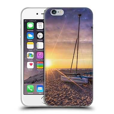 Official Celebrate Life Gallery Beaches 2 Rays Soft Gel Case for Apple iPhone 6 / 6s
