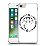 Official BRING ME THE HORIZON Key Art Happy and Sad Umbrella Soft Gel Case for Apple iPhone 7