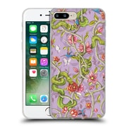 Official Celandine Wild Things Morning Song Lavender Soft Gel Case for Apple iPhone 7 Plus