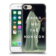 Official BRING ME THE HORIZON Key Art Cloaked White Soft Gel Case for Apple iPhone 7