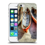 Official Celebrate Life Gallery Beaches Canoes Soft Gel Case for Apple iPhone 5 / 5s / SE