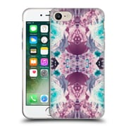 Official Caleb Troy Vivid Blacklight Garden Soft Gel Case for Apple iPhone 7