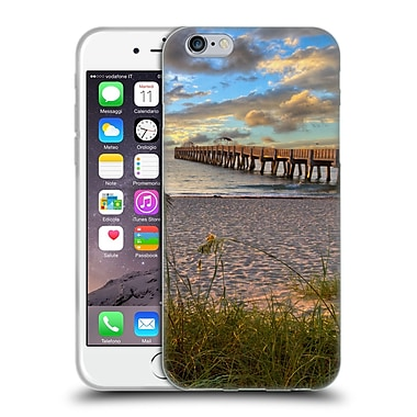 Official Celebrate Life Gallery Beaches 2 Umbrella Soft Gel Case for Apple iPhone 6 / 6s