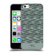 Official British Museum Adventure and Discovery Black Lines Soft Gel Case for Apple iPhone 5c