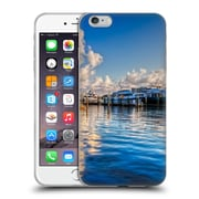 Official Celebrate Life Gallery Beaches 2 Peaceful Harbor Soft Gel Case for Apple iPhone 6 Plus / 6s Plus