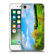 Official Celebrate Life Gallery Landscape Country Road In The Blue Ridge Soft Gel Case for Apple iPhone 7