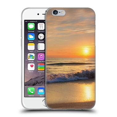 Official Celebrate Life Gallery Beaches Breathtaking Soft Gel Case for Apple iPhone 6 / 6s
