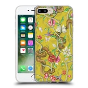 Official Celandine Wild Things Morning Song Mustard Soft Gel Case for Apple iPhone 7 Plus