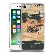 Official British Museum Decoration and Ceremony Palette Texture Soft Gel Case for Apple iPhone 7