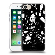 Official British Museum Decoration and Ceremony BW Prints Soft Gel Case for Apple iPhone 7