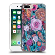 Official Carrie Schmitt Florals Forest Soft Gel Case for Apple iPhone 7 Plus