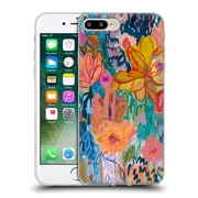 Official Carrie Schmitt Florals Exhalation Soft Gel Case for Apple iPhone 7 Plus