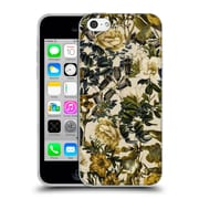 Official Burcu Korkmazyurek Floral Warm Winter Garden Soft Gel Case for Apple iPhone 5c