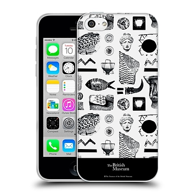 Official British Museum Community and Nurture BW Elements Soft Gel Case for Apple iPhone 5c