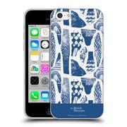 Official British Museum Community and Nurture Blue Vases Soft Gel Case for Apple iPhone 5c