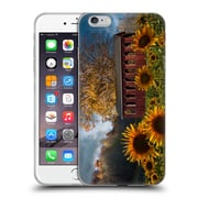 Official Celebrate Life Gallery Florals Summer in Sunflowers Soft Gel Case for Apple iPhone 6 Plus / 6s Plus