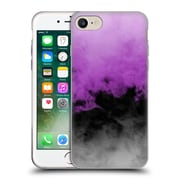 Official Caleb Troy Clouds Zero Visibility Orchid Soft Gel Case for Apple iPhone 7