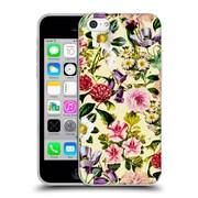 Official Burcu Korkmazyurek Floral Summer Botanical X Soft Gel Case for Apple iPhone 5c