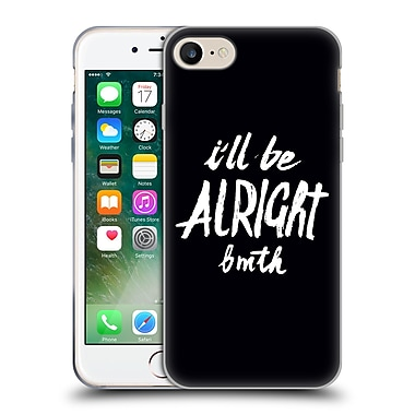 Official BRING ME THE HORIZON Key Art I'll Be Alright Soft Gel Case for Apple iPhone 7