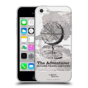 Official British Museum Adventure and Discovery Globe Soft Gel Case for Apple iPhone 5c