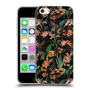 Official Burcu Korkmazyurek Floral 2 Exotic Garden Soft Gel Case for Apple iPhone 5c