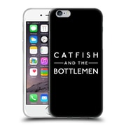 Official Catfish and the Bottlemen Key Art Logo Soft Gel Case for Apple iPhone 6 / 6s