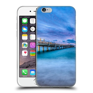Official Celebrate Life Gallery Beaches 2 Calm At Dawn Soft Gel Case for Apple iPhone 6 / 6s