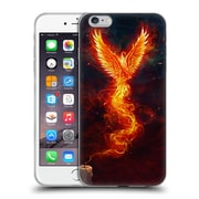 Official Christos Karapanos Phoenix 2 From The Last Spark Soft Gel Case for Apple iPhone 6 Plus / 6s Plus