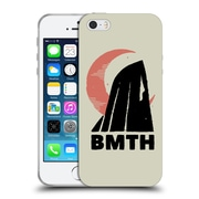 Official BRING ME THE HORIZON Key Art Moon Natural Soft Gel Case for Apple iPhone 5 / 5s / SE