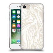 Official Caitlin Workman Patterns Marble Nude Soft Gel Case for Apple iPhone 7