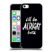 Official BRING ME THE HORIZON Key Art I'll Be Alright Soft Gel Case for Apple iPhone 5c