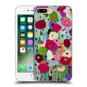 Official Carrie Schmitt Florals Making Wishes Soft Gel Case for Apple iPhone 7 Plus