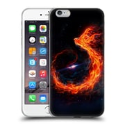 Official Christos Karapanos Phoenix Out Of Space Soft Gel Case for Apple iPhone 6 Plus / 6s Plus