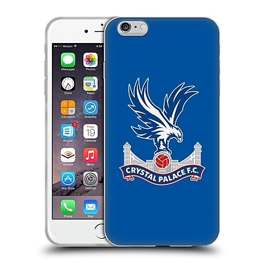 Official Crystal Palace FC The Eagles Royal Blue Soft Gel Case for Apple iPhone 6 Plus / 6s Plus