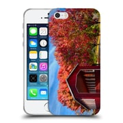 Official Celebrate Life Gallery Landscape Country Lane Soft Gel Case for Apple iPhone 5 / 5s / SE