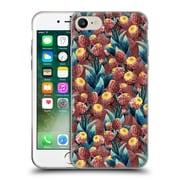 Official Burcu Korkmazyurek Floral 2 Botanical Forest II Soft Gel Case for Apple iPhone 7