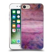 Official Caleb Troy Clouds Orange Berry Clouds Soft Gel Case for Apple iPhone 7