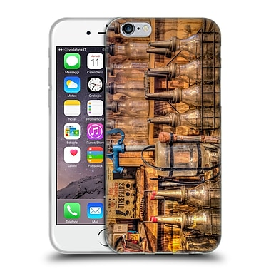 Official Celebrate Life Gallery Tools Oilers Soft Gel Case for Apple iPhone 6 / 6s