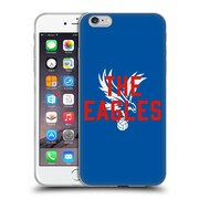 Official Crystal Palace FC The Eagles Royal Blue Eagles Soft Gel Case for Apple iPhone 6 Plus / 6s Plus
