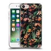 Official Burcu Korkmazyurek Floral 2 Exotic Garden Soft Gel Case for Apple iPhone 7