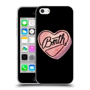 Official BRING ME THE HORIZON Key Art Hearted Candy Soft Gel Case for Apple iPhone 5c