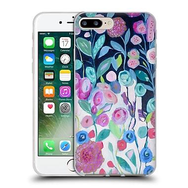 Official Carrie Schmitt Florals Solstice Soft Gel Case for Apple iPhone 7 Plus