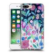 Official Carrie Schmitt Florals Solstice Soft Gel Case for Apple iPhone 7 Plus