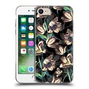 Official Burcu Korkmazyurek Floral Night Forest XIII Soft Gel Case for Apple iPhone 7