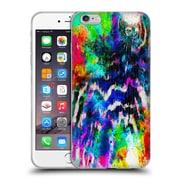 Official Caleb Troy Vivid Technicolour Zebra Soft Gel Case for Apple iPhone 6 Plus / 6s Plus