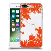 Official Caitlin Workman Organic Spring Night's Sky Red Soft Gel Case for Apple iPhone 7 Plus