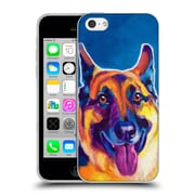 Official Dawgart Dogs Hector Soft Gel Case for Apple iPhone 5c