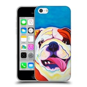 Official Dawgart Dogs Bully Grin Soft Gel Case for Apple iPhone 5c