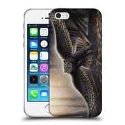 Official Chuck Black Bird Art Out Of The Dark Soft Gel Case for Apple iPhone 5 / 5s / SE