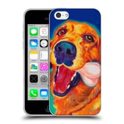 Official Dawgart Dogs My Favorite Bone Soft Gel Case for Apple iPhone 5c